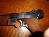 1920 Luger Carbine Cased with Stock 9x19 Luger Beautiful 9mm 1902 - 5 of 15
