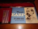 Wyatt Earp Colt Lawman Series 12 Inch Hardcase - 3 of 15
