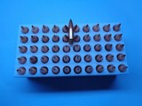 6.5mm .264 inch 140g Hollow Point Match grade bullet .530BC .287 SD 50 count - 1 of 4