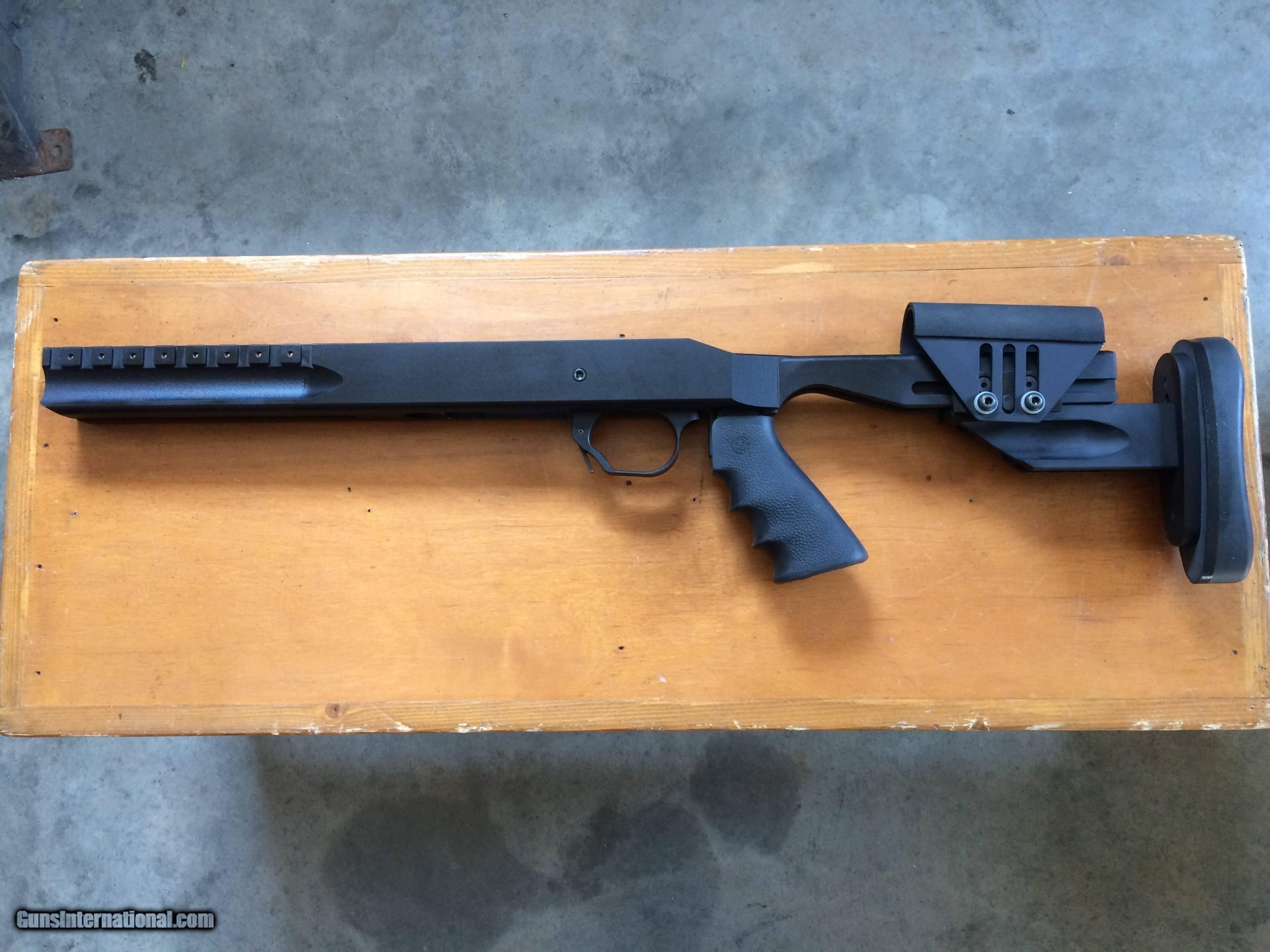 Mark2 Ruger M77 Sa Tactical Stock