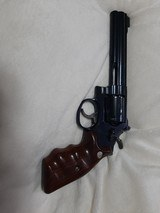 Smith and Wesson model 14-5 combat masterpiece full lug *RARE*