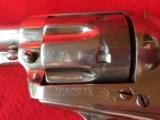 """COLT SAA 45 NICKEL 4 3/4"""" 1ST GEN 1906 - 2 of 11"""