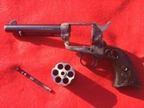 """COLT SAA """"PINTO"""" 44 Special 5 1/2"""" - 6 of 12"""