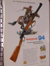 Winchester Western 1958 Advertising Fall Salesman Portfolio - 9 of 12