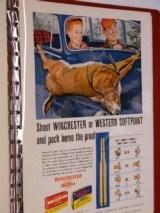 Winchester Western 1958 Advertising Fall Salesman Portfolio - 8 of 12