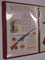 Winchester Western 1958 Advertising Fall Salesman Portfolio - 3 of 12