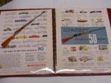 Winchester Western 1958 Advertising Fall Salesman Portfolio - 12 of 12
