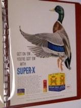 Winchester Western 1958 Advertising Fall Salesman Portfolio - 5 of 12