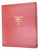 Winchester Western 1958 Advertising Fall Salesman Portfolio - 1 of 12