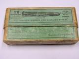 Winchester 32-40 Center Fire Cartridges Black Powder