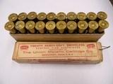 Remington U.M.C. 45-500 Govt. Smokeless Cartridges - 8 of 10