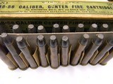 Winchester 38-56 Center Fire Cartridges with 255 Gr. Lead Bullets BLACK POWDER - 7 of 7
