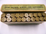 Winchester 38-56 Center Fire Cartridges with 255 Gr. Lead Bullets BLACK POWDER - 4 of 7