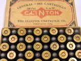 Clinton .38 Smith & Wesson Central Fire Cartridges - 7 of 8