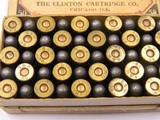 Clinton .38 Smith & Wesson Central Fire Cartridges - 8 of 8