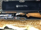 "Beretta DT11 Sporting Shotgun / 12GA32"""