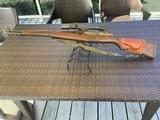Springfield M-1D Garand Sniper Rifle
