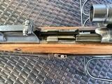 Very rare, Walther K43 Nazi Sniper Rifle w/Matching K43 Scope - 11 of 12