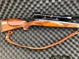 Weatherby Mark V 300 Mag w/VXII 3x9 scope