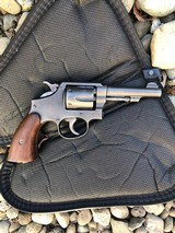 smith & wesson us navy victory model 38spl