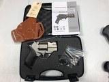"Chiappa Rhino 357 2"" Stainless Revolver"