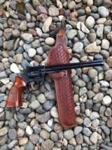 "Smith & Wesson mod17-4 8 3/8"" revolver"