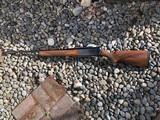 Browning Belgium BAR 7mm Rifle - 1 of 9
