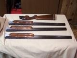 Winchester 101 3 Barrel Skeet Set 20/28/410