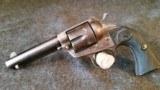 Super Nice Colt BISLEY SSA made in 1907 Letter ordered.