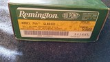 Remington 700 Classic (LTD Edition) New in Box 7MM Weby 1991 Mfg Date