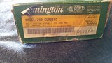 NIB Remington 700 Classic (LTD Edition) 338 Win Mag Mfg in 1987