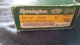 Remington 700 Classic (LTD Edition) 300 Wby Mag Mfg 1989
