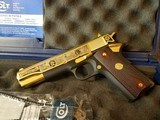 Colt 1911 Vietnam Veterans Tribute 78 of 500