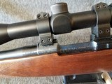 CZ527 223 Carbine with with scope and 3 Mags Used