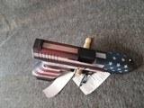 GLOCK 19 GEN4 BATTLEWORN U.S. FLAG CERAKOTE - 2 of 8