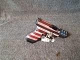 GLOCK 19 GEN4 BATTLEWORN U.S. FLAG CERAKOTE - 7 of 8