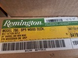 Remington 700 SPS Wood Tech 300 Win Mag NIB