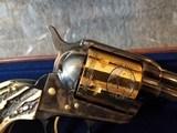 Uberti John Wayne Tbibute Revolver in 45LC Ser # JW0168 out of 2500 - 5 of 6