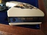 Uberti John Wayne Tbibute Revolver in 45LC Ser # JW0168 out of 2500 - 3 of 6