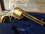 Uberti John Wayne Tbibute Revolver in 45LC Ser # JW0168 out of 2500 - 4 of 6