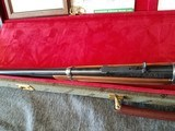 Engraved Winchester Model 94 Great Western Artists I Lever Action Carbine with Case Manufactured in 1982. - 23 of 23