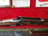 Engraved Winchester Model 94 Great Western Artists I Lever Action Carbine with Case Manufactured in 1982. - 14 of 23