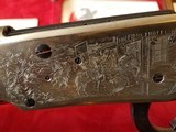 Engraved Winchester Model 94 Great Western Artists I Lever Action Carbine with Case Manufactured in 1982. - 17 of 23
