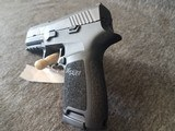 Sig Sauer P320C with box like new - 4 of 4