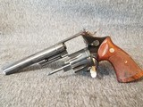 1962 Smith and Wesson Mod 29-2 44 Mag Later Variation 3 Screw - 4 of 11