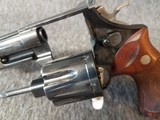 1962 Smith and Wesson Mod 29-2 44 Mag Later Variation 3 Screw - 6 of 25