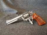 "Nice Smith and Wesson 686 California Combat Association Governor's '20"" Award - 1 of 11"