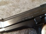 Beretta 92FS Made in Italy New In Box 4-15rd mags - 1 of 9