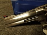 """Smith and Wesson 629-6 44 Mag with 5"""" Full Lug Like New with Box - 4 of 9"""