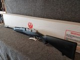 Ruger Mini-14 Target with the Harmonic Dampener